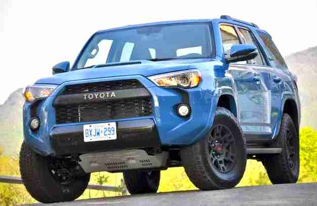 2020 Toyota 4runner Next Redesign | Toyota SUV Models