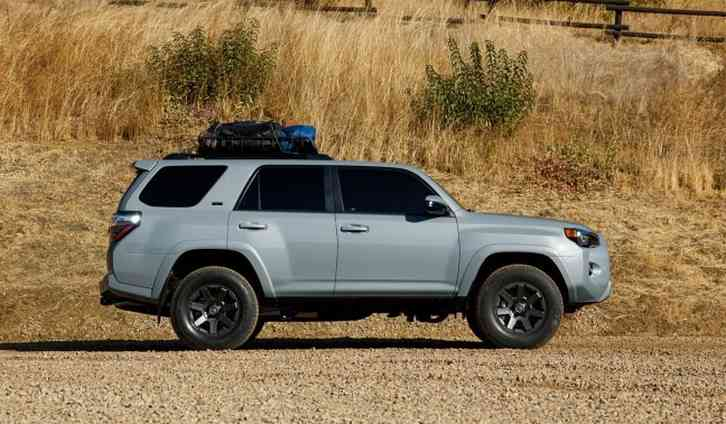 Current 2022 toyota 4runner powertrain is a 4.0-liter V6 engine that is matched with a 5-speed automatic