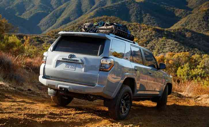 2022 4runner redesign The TRD Pro trim gets new wheels
