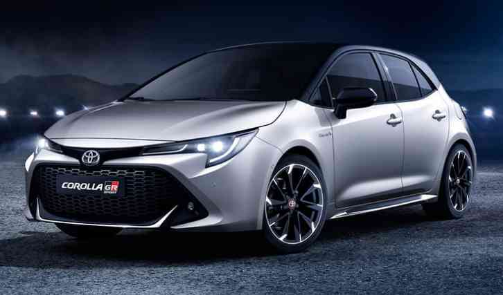 2022 toyota corolla new GR Corolla hot hatch and GR C-HR performance SUV will be revealed sooner than first thought